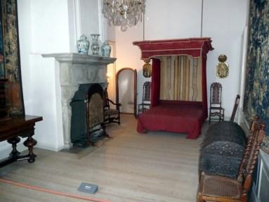 O interior do castelo de Elsingor, que inspirou Shakespeare