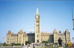 Ottawa, Canadá, uma cidade bilingue