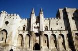 Palácio dos Papas, Avignon, França
