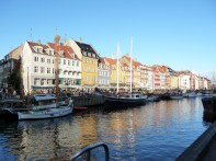 Dinamaca, Copenhage