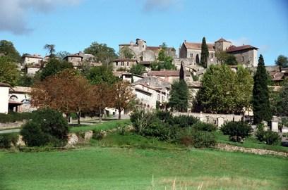 Puycelsi Gresigne, França