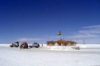 Excursão pelo Salar de Uyuni, Bolívia