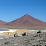 Salar de Uyuni, Bolívia, expedição
