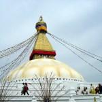 Templo budista, Katmandu, Nepal