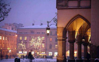 Centro Histórico de Cracóvia, Polônia