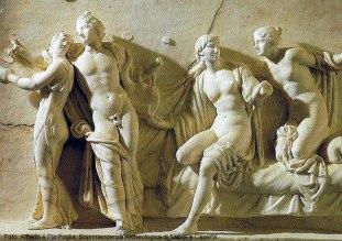 Coleção Farnese, Museu Arqueológico de Nápoles