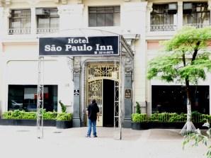Hotel em São Paulo