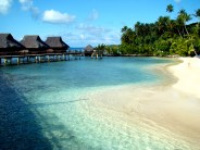 Resort em Bora Bora Tahiti