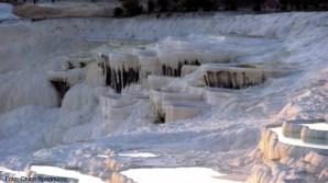 Formações calcáreas de Pamuakkale, Turquia
