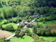 Região vinícola sul da França