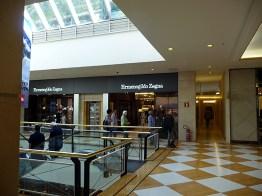 As grifes dos shoppings centers em São Paulo