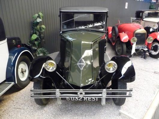 Carro antigo Musée de l' automobile, Reims