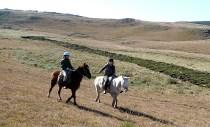 Cavalgada na Serra do Rio do Rastro
