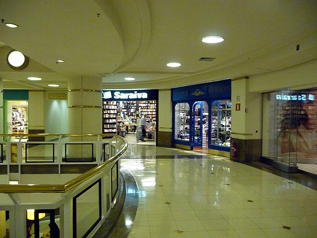 Livraria Saraiva, nos principais shoppings