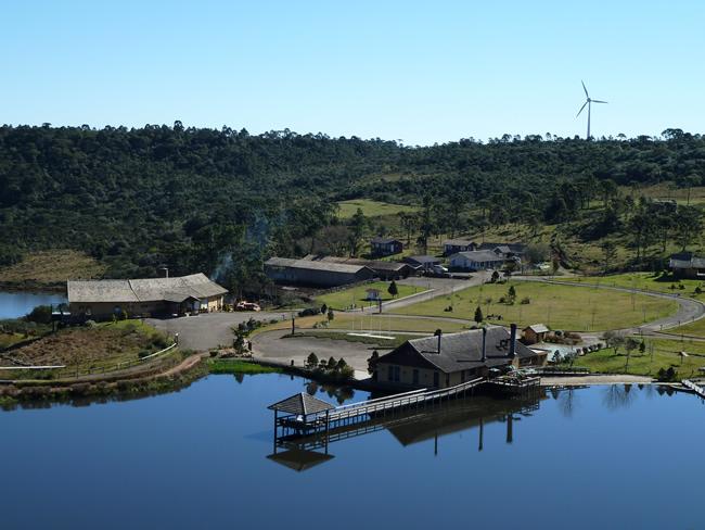 Resort Rio do Rastro, Santa Catarina