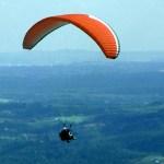 Atibaia, paraglider