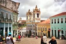 Centro Histórico de Salvador: predominância do barroco
