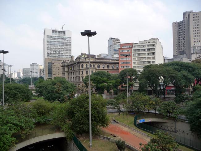 Vale do Anhangabaú, São Paulo SP