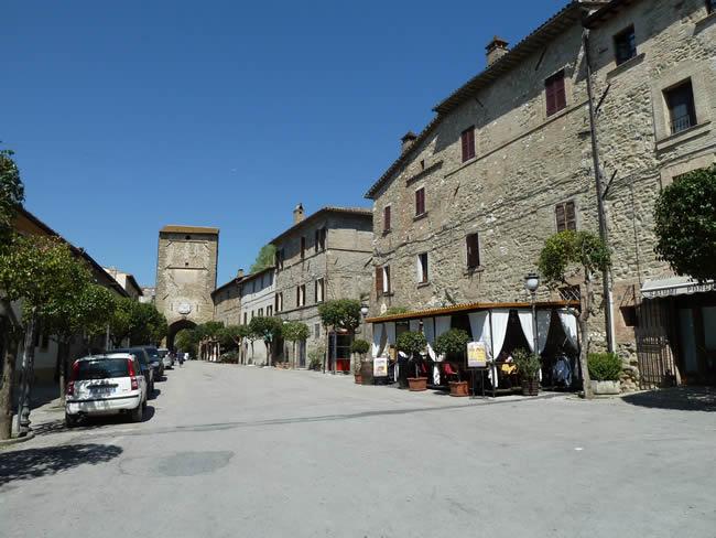 Bevagna, Itália