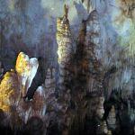 Caverna do Diabo, interior da caverna