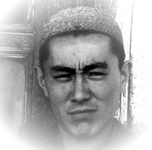 Rapaz afegão