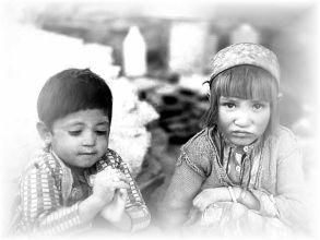 Crianças, Afeganistão