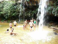 Cachoeira em São Thomé das Letras