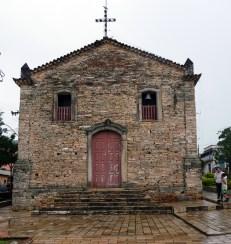 Igreja em São Thomé das Letras