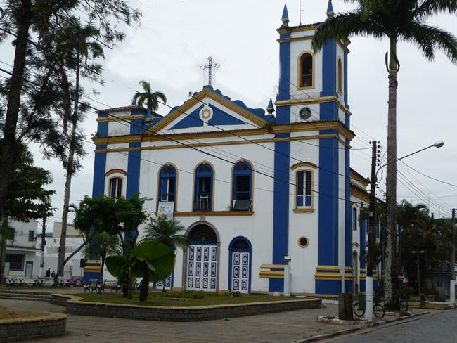 Igreja matriz, Ubatuba