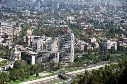 Santiago, capital do Chile