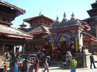 Templo de Kali, Katmandu, Nepal