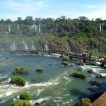 Passarela em Foz do Iguaçu