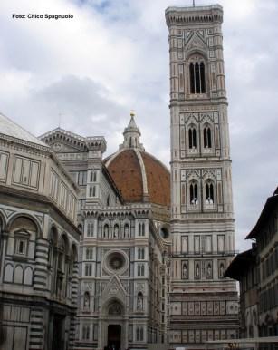 Campanile gótico, Florença