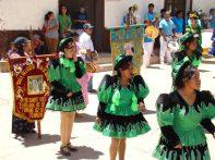 Carnaval em San Pedro de Atacama, Chile