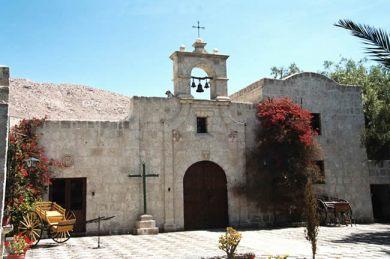 Capela, Casa del Fundador, Arequipa