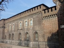 Castelo Sforzesco, Milão