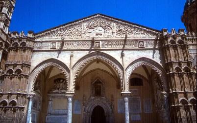 Catedral árabe-normanda de Palermo