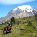 Cavalgada em Torres del Paine
