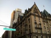 Dakota Building, New York, foto Barão