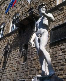 David,de Michelangelo, o clasicismo