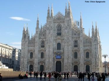 Duomo gótico de Milão