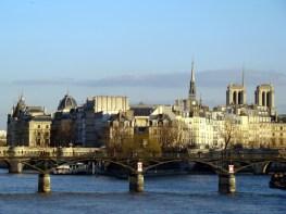 França, Paris no final do outono