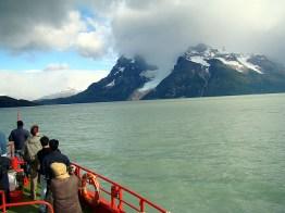 Glaciar Baalmaceda, Chile