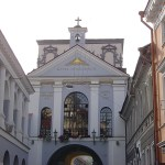 Igreja em Vilnius, Lituânia