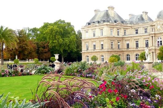 Jardin de Luxembourg Paris