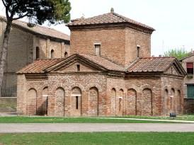 Mausoleu bizantino de Galla Placidia,Ravenna