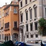 Palácios Venezianos junto do Canal Grande, Veneza