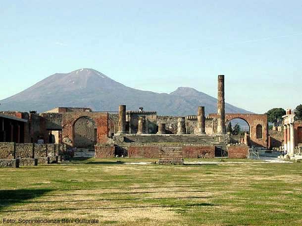 Pompeia, Itália