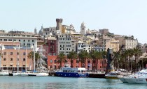 Porto de Gênova