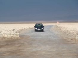 Salina no Atacama